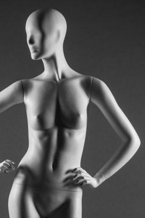manichino dream ritaglio donna stilizzata