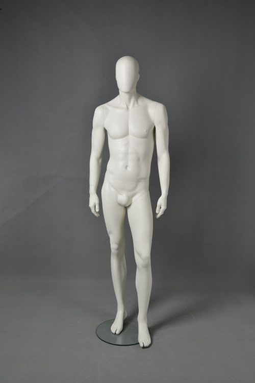 manichino uomo stilizzato