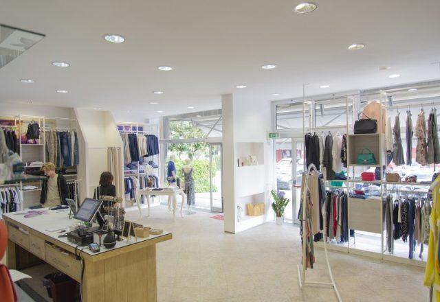 Allestimento negozio Bet's a Gussago (Brescia)