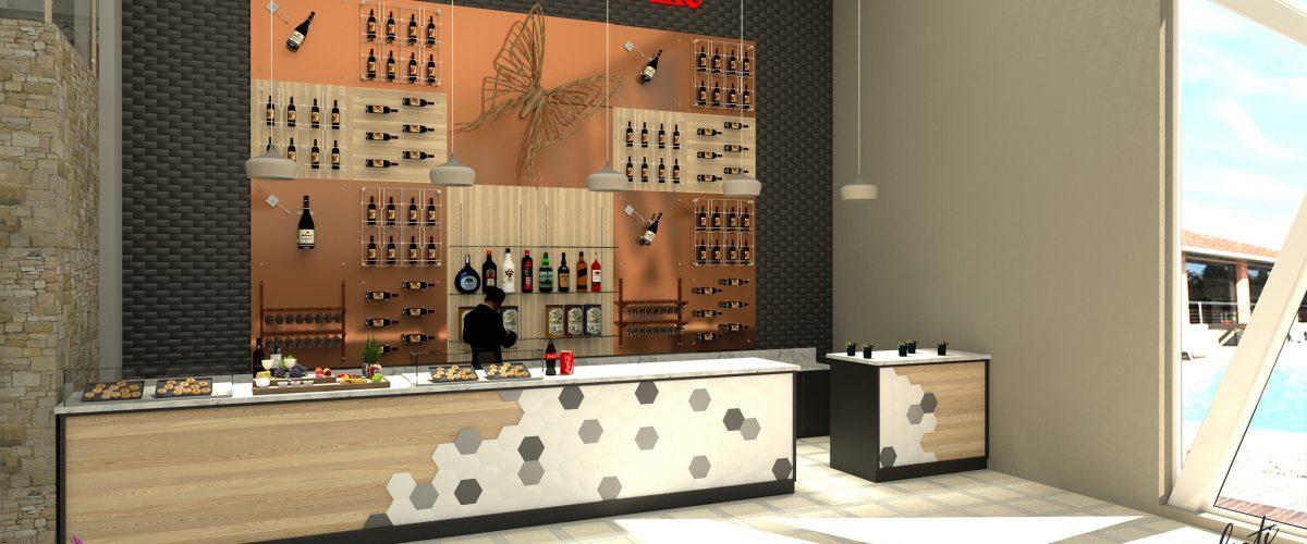 Banco cassa vineria Clothing and Wine