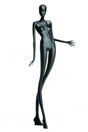 manichino donna stilizzato