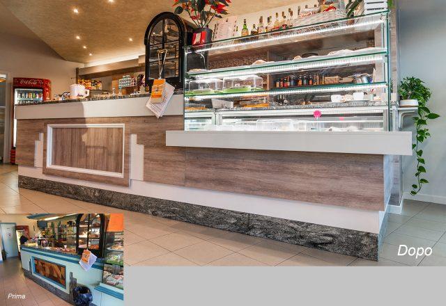 arredamento negozi e bar