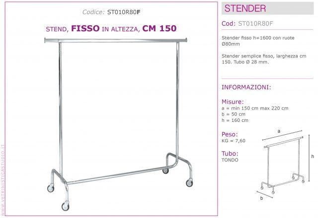 stender fisso