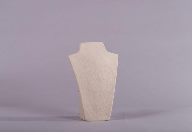 espositore per collane in cartapesta