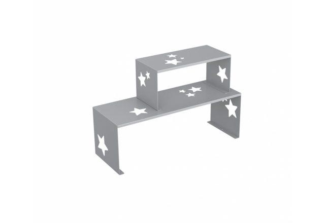 set 2 pezzi tavolini
