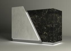 banco Small con luce Led